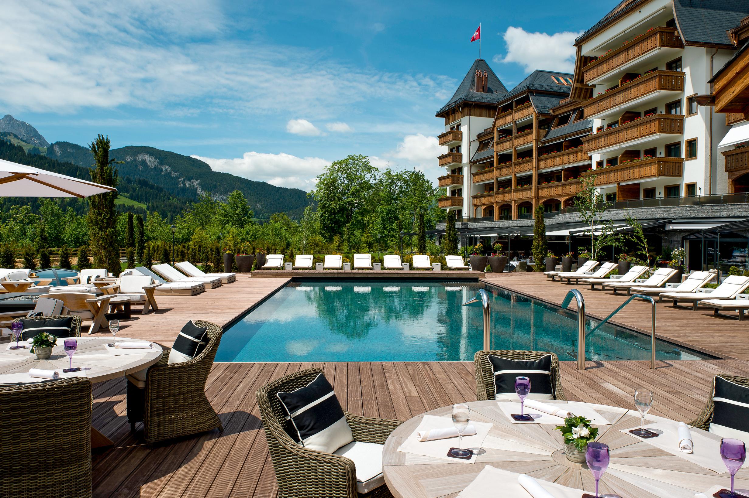 Gstaad, The Alpina